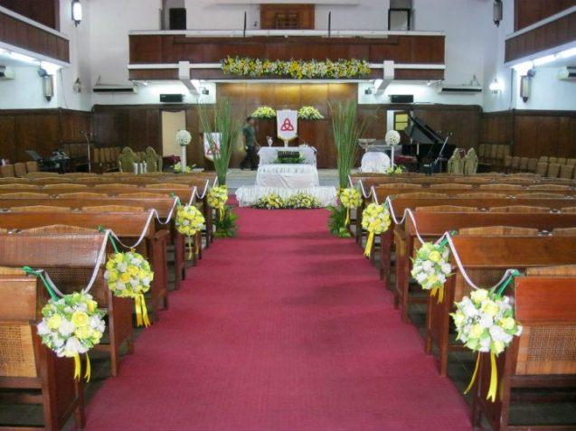 Torez Pattiwael Susan Tangka Wedding Grace Decoration